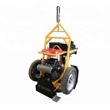 Gasoline concrete road circular cutter machine original manufacture FQY-400