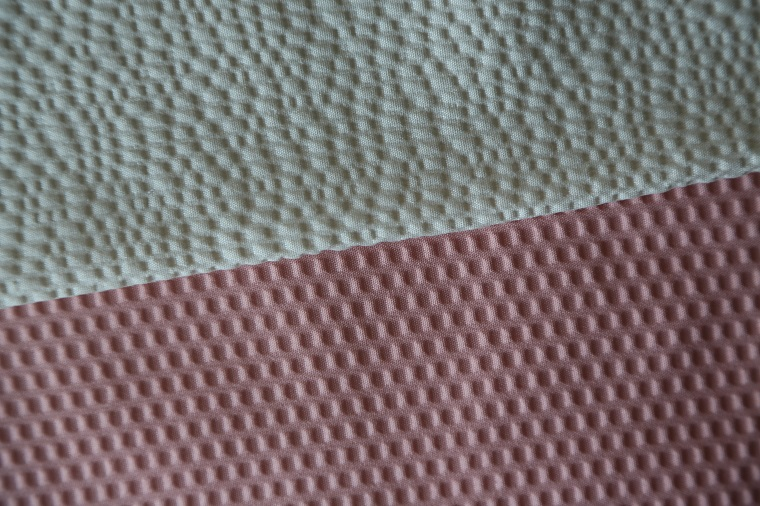 Bubble Embossed Fabric
