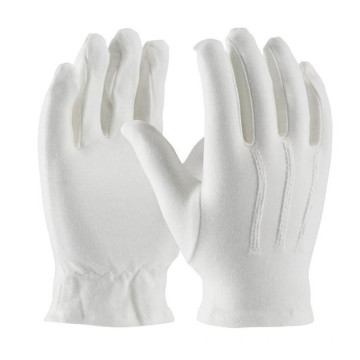 Guanti uniformi Marching Band White Parade Gloves