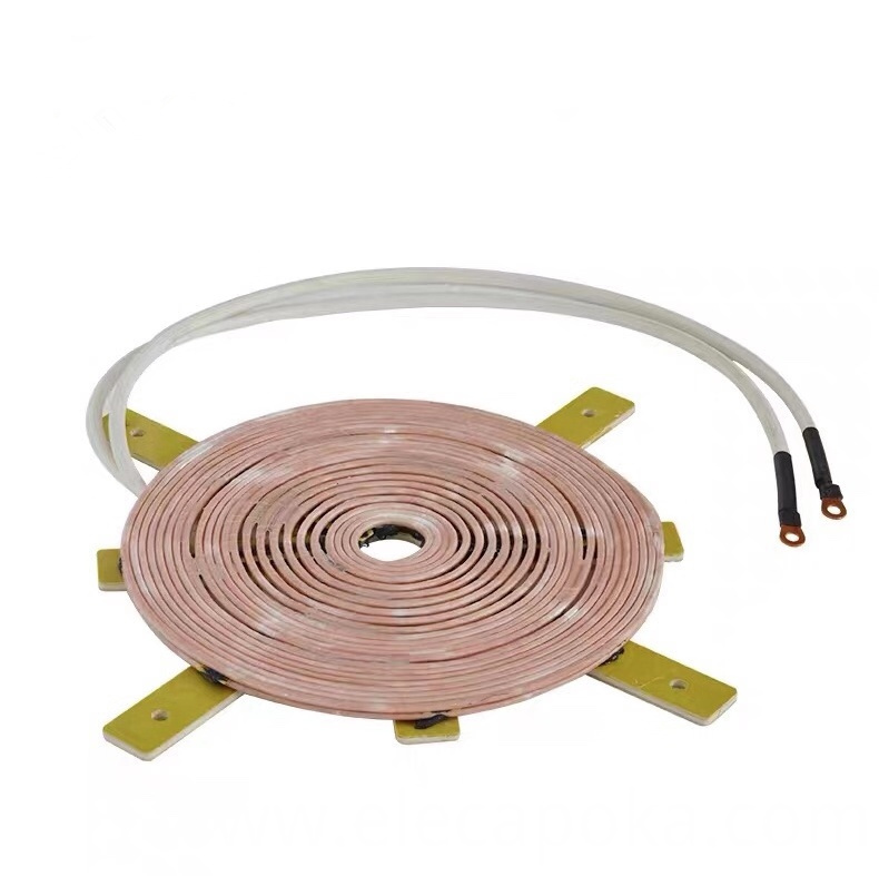 induction cooker coil