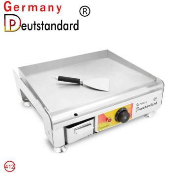 commercial electric griddle with factory price for sale