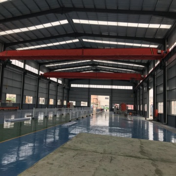 Steel structure prefab building shopping mall