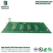 Quickturn PCB 4 Layers PCB FR4 Tg135 ENIG 2u""