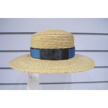 Wheat Braid Sun Hats--YJ32