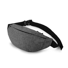 Lightweight Sling Travel Fanny Pack Waist Bag