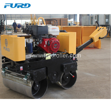 Double Drum Hydraulic Soil Compactor Asphalt Road Roller