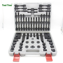 High Quality Steel Clamping Kits With Plastic Box