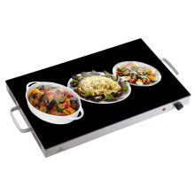 Portable Electric Hot Plate Stainless Steel Warming