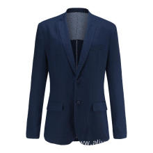 Slim Fit Casual Men Suit Two Button Business Blazer Men's Suits