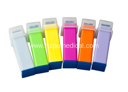 Good Price Disposable Pressure Activated Safety Blood Lancet