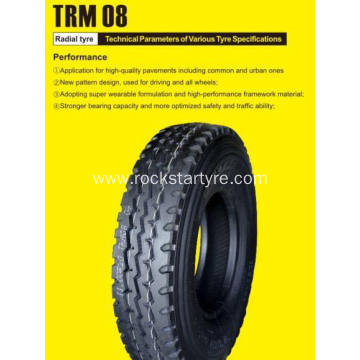 rockstar tyre 315/80r22.5 tubeless tire for africa
