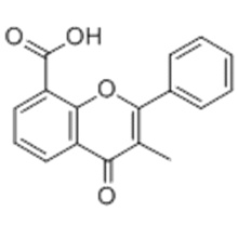 3-Methylflavon-8-carbonsäure CAS 3468-01-7
