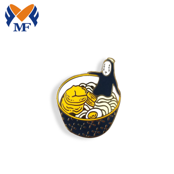 Metal Factory Oem Hard Enamel Lapel Pin Factory