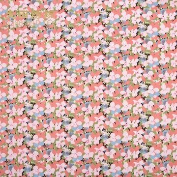 newest design beautiful 100 cotton knit fabric