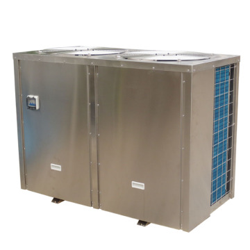 r32 heat pump resort pool heating