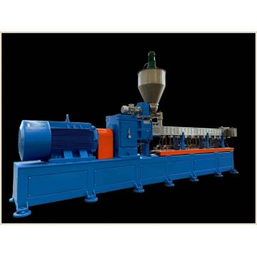 Filler Masterbatch Machine /Twin Screw Extruder for Polymer Compounding
