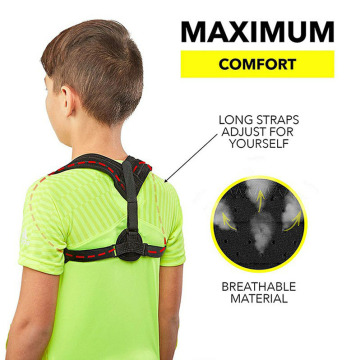 Adjustable Magnetic Spine Posture Corrector Support Brace
