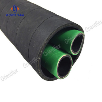 4 inch flexible transport hose 600psi