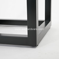 Metal Square Coffee End Table Leg