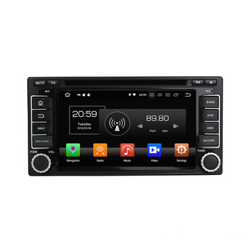 car radio radio player for Forester Impreza 2008-2011
