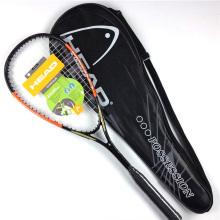 HEAD Carbon Squash Racket With String Squash Bag Padel Raqueta Training Accessories Wall Ball Men Women Raquetas De With Bag
