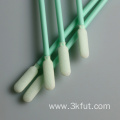 PCB Cleaning Round Head Foam Tipped Swab