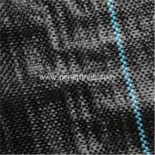 15m*1m PP Spunbond Woven Weed Control Mat Fabric