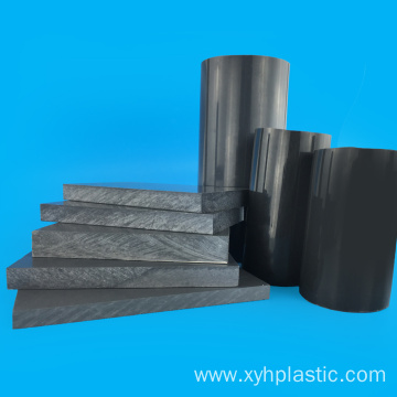 Electric Welding Plastic PVC Round Bar