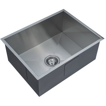Single Bowl Handmake Sink Kitchen Sink 304 Stainless Steel