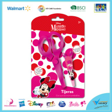 Minnie Mouse Plastic Scissors Set