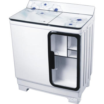 SEMI AUTOMATIC WITH STORAGE BOX WASHING MACHINE