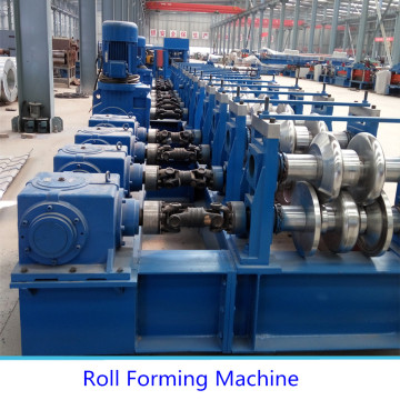 Three Wave & Guardrail Making Machine