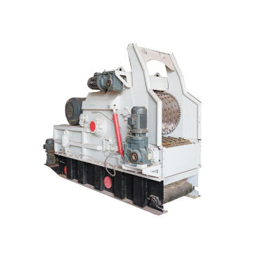 YULONG T-Rex6550A industrial wood chipper for sale