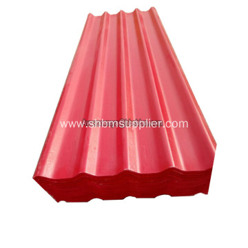 Non-Formaldehyde Non-Asbestos Fire-proof MgO Roof Sheet