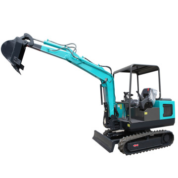 2 Ton For Sale Cheap Mini Digger In Cambodia Hydraulic Control Valve Digging Machine Excavator