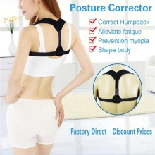 Super thin lower back lumbar support belt