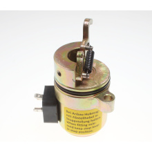 Fuel Shut-off Gas Stop Solenoid 6686715 for Bobcat