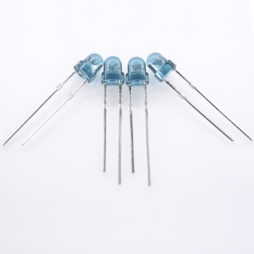 800nm Infrared LED 3mm LED Blue Lens H4.5mm
