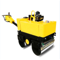 CE certified new hand push road roller compactor