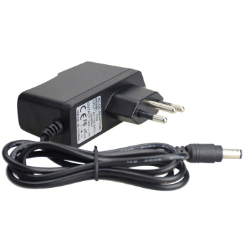 12V 1A AC Wall Charger With Brazil plug
