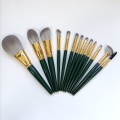 Wholesale 13pcs makeup brush set