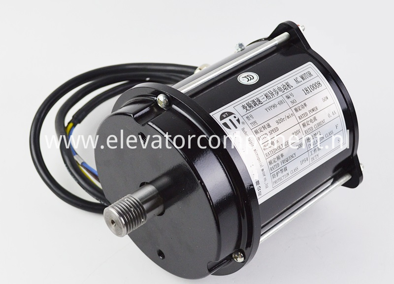 VVVF Three-phase Asynchronous Motor for Xizi Otis Elevators YVP90-6B1