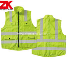 Hot sell and low price reflective garment
