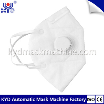 Automatic Folding Mask Machines With Valve Welding