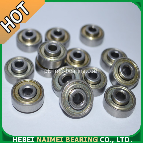 Inner High Ring Ball Bearings