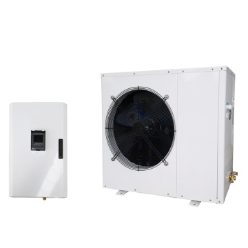 Evi Split Inverter Chiller Heat Pump