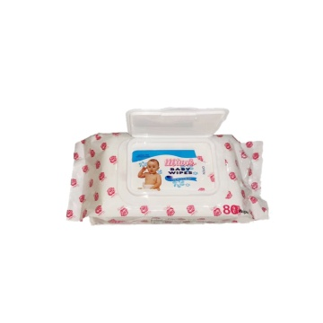 Eco Baby Wet Wipes Disposable Antibacterial Water Wipes