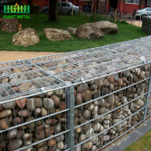 Welded Galvanized Gabion Planter Box for sale