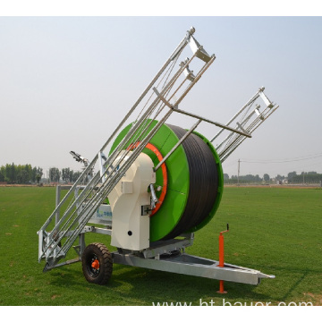 sprinkler hose reel irrigation