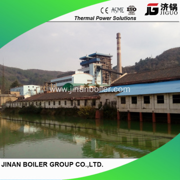 130t  Combined Grate Biomass Fired Boiler